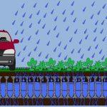 Filtración de aguas lluvias