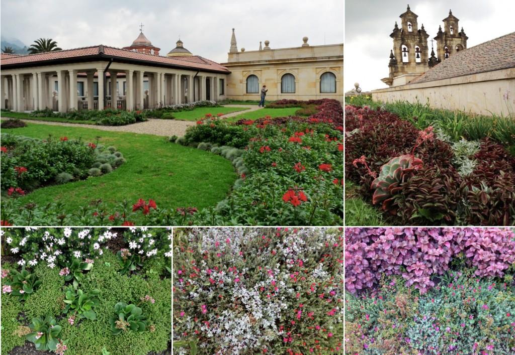 Techos verdes y cubiertas verdes en Bogotá Colombia