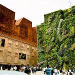 jardin vertical - caixa forum españa jardin vertical