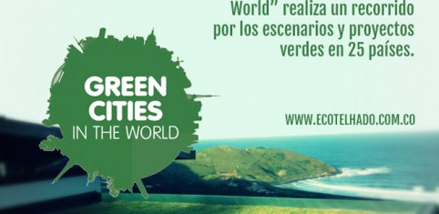 Presentación del libro Green Cities in the World