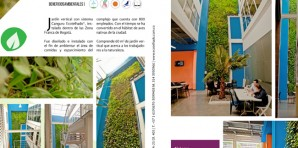 Desarrolladora de zonas francas en Bogotá – Jardín Vertical