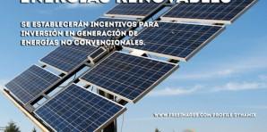 Sancionan ley que regula la integración de energías renovables en Colombia.