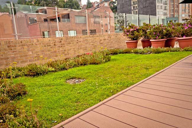 techos verdes en colombia