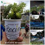 Marcha por el clima en Bogotá