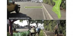 Peatones y ciclistas son el objetivo de las nuevas leyes y diseños en Miami – plan z