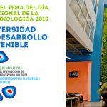 Día Internacional de la Diversidad Biológica 2015